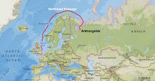 the english in north america before jamestown Map Of Voyage From England To Jamestown the northeast passage failed to develop into a major trade route that would bypass the barriers England to Jamestown VA Map