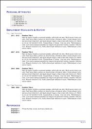 Latex Templates Curricula Resume Template Graduate