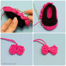 Minnie Mouse Crochet Pattern