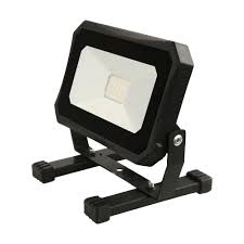 Light And Portable Commercial Electric 1000 Lumen 4000k Portable Led Work Light