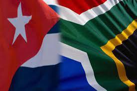 Cuba y Sudáfrica incrementarán colaboración › Cuba › Granma - Órgano  oficial del PCC