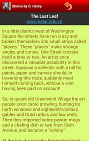 english short story o henry android apps on google play english short story o henry screenshot