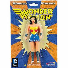 DC Comics Wonder <b>Woman Rubber</b> Action Figures for sale | eBay
