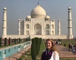 photo essay uw in cet academic programs taj mahal