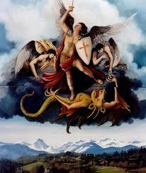 """Résultat de recherche d'images pour """"mont saint michel apparition archange michael"""""""