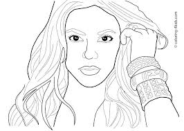 Coloring Pages People Coloring Page People Girl Pages For Girls
