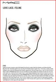 Stephienese Dallas Style Life Blog Mac Face Chart