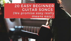 Learning songs on the guitar is essential for beginner guitar players. 20 Easy Beginner Guitar Songs That Ll Impress Your Friends