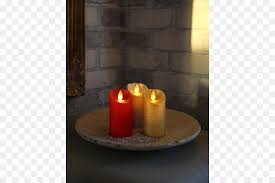 flameless candles light emitting diode led lamp glowing chandelier