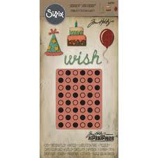 Image result for sizzix tim holtz birthday party
