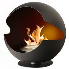 how do ethanol fireplaces work