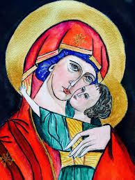 our mother of perpetual help icon madonna and child 2016 2