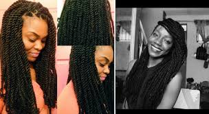 Kinky Twist Hairstyles 5 Protective Braids Styles You Can Do Yourself Easy