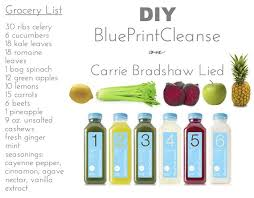 diy blueprint cleanse healthy eating juice smoothies and juice cleanse