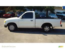 1997 Toyota Tacoma Regular Cab in White photo #6 - 225262 | Jax ...
