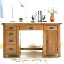 solid oak office desk. Solid Wood Office Desk Oak Furniture Desks Uk