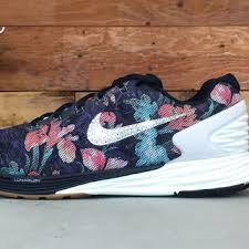 Nike Pattern Shoes New Nike Lunarglide 48 Photosynthesis From Glitter Kicks Shoes