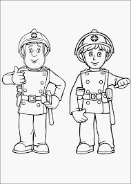 78 Goede Resolutie Kleurplaten Brandweerman Sam Afbeelding