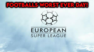 HAS FLORENTINO PEREZ AND THE EUROPEAN SUPER LEAGUE RUINED FOOTBALL  FOREVER?! - YouTube