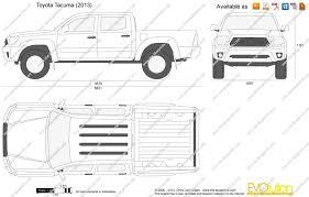 2018 Gmc Sierra Truck Bed Dimensions Depth Pickup Length Comparison ...