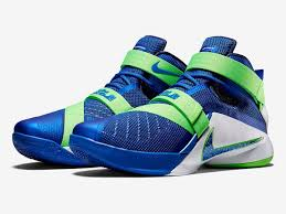 Lebron Shoes 2015 Blue Nike Nike Lebronnet 18062015 Sprite Nike Lebron Lebron James Shoes