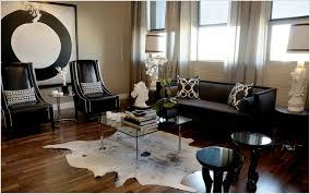 Small cow hide rugs Abu Dhabi Cowhide Rug With Unique Pattern Home Decor Usportco Cowhide Rug Ideas Noahseclecticcom