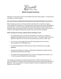 Essay Summary Examples 18 Market Analysis Examples Pdf Word Pages Examples
