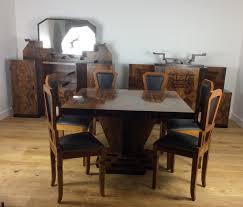 osvaldo borsani art deco dining suite art deco dining suite