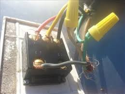evaporative swamp cooler wire color codes hvac how to pinterest Old Thermostat Wiring Color Code Old Thermostat Wiring Color Code #68 Removing Old Thermostat with Mercury