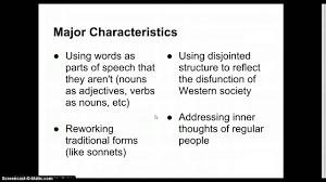 in literature essay modernism in literature essay