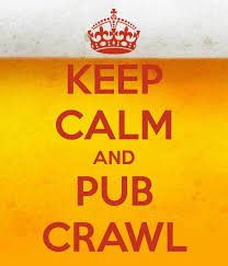 Image result for pubcrawl