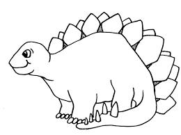 Immagini Dinosauri Da Colorare E Stampare Fredrotgans