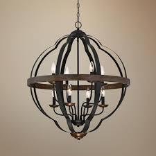 dunnell 18 3 4 wide bronze foyer chandelier trgn 30bac52521