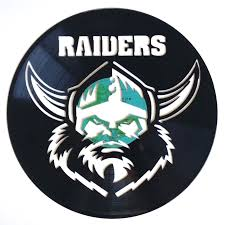 add to wishlist loading on canberra raiders wall art with nrl canberra raiders broken record