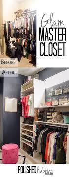Best  Diy Master Closet Ideas On Pinterest - Organize bedroom closet