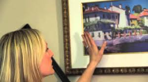 how to reduce the glare on picture frames picture frame crafts