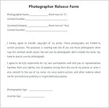 General Cover Letter Photographer Generic Photography