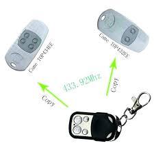 chamberlain universal remote change battery garage door liftmaster opener programming instructions