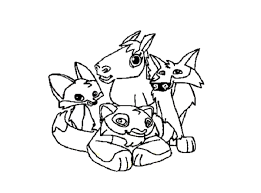Small Picture animal jam coloring pages fox coloring kids Pinterest Animal jam