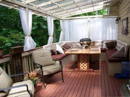 deck decorating ideas. Brilliant Deck Image Of Outdoor Deck Decorating Ideas With Privacy And