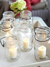 Things To Put In Jars For Decoration Decorating With Mason Jars Better Homes Gardens 99