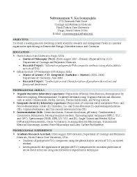 Summer Internship Resume Student Internship Resume Template
