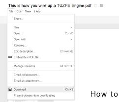 uzfe vvti wiring diagram uzfe image wiring diagram how to wire up a 1uz engine vvti and non vvti club lexus forums on 1uzfe