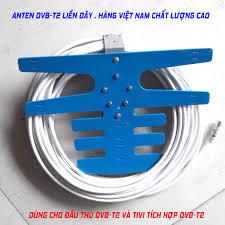 Anten dvb t2 hd05ct anten thông minh dvb-t2 thích hợp dùng ngoài trời,  trong nhà. sử dụng cho tivi tích hợp, đầu thu mặt đất dvbt2 xem truyền hình  miễn phí -