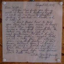 Harsh And Funny Break Up Letters