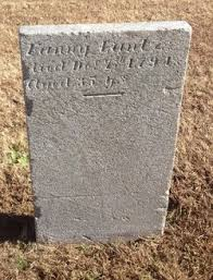 "Frances Elizabeth ""Fanny"" Anthony Lantz (1759-1794) - Find A Grave Memorial"