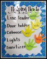 Job Chart Ideas For Preschool Classroom Www