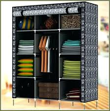 portable closet with shelves portable closet with shelf portable wood wardrobe closet home design ideas more