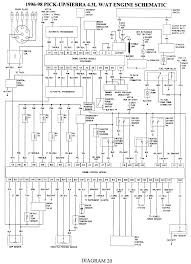 repair guides wiring diagrams wiring diagrams com 21 1996 98 pick up sierra 4 3l w at engine schematic