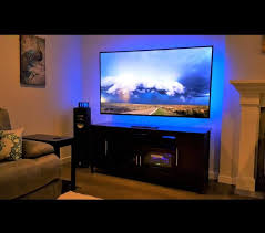 this derlson tv backlight kit is ideal for you to customizing your home theater hdtv our plug and play led lighting kit change the way you watch